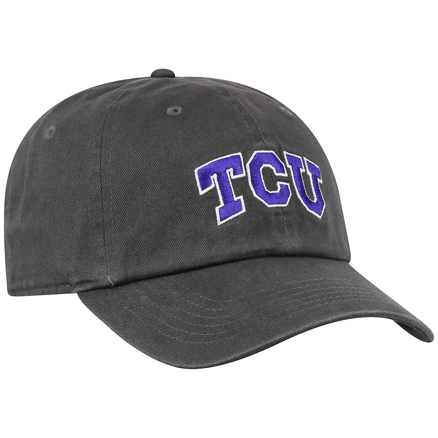 Top of the World NCAA Mens NCAA Mens Adjustable Hat Relaxed Fit Charcoal Icon