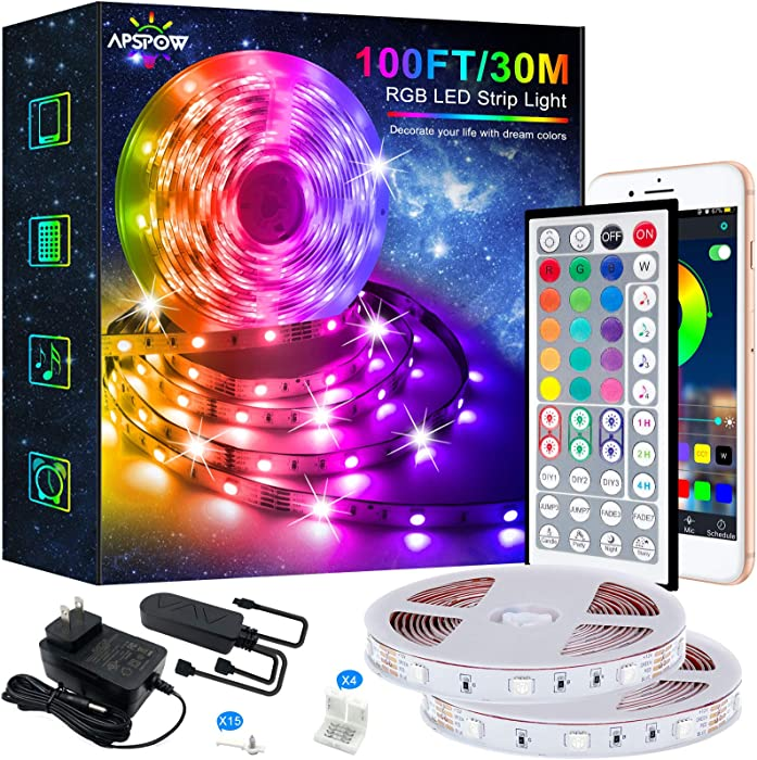 Updated 2021 – Top 10 Led Light Strips For Home