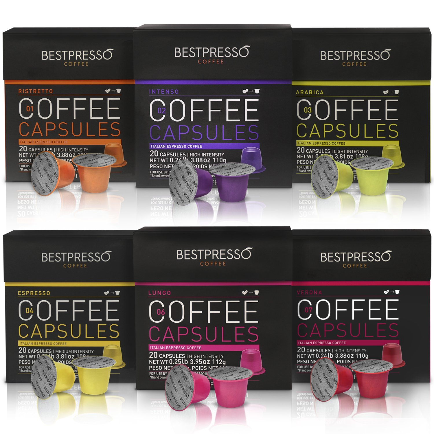 Best Nespresso Compatible Capsules