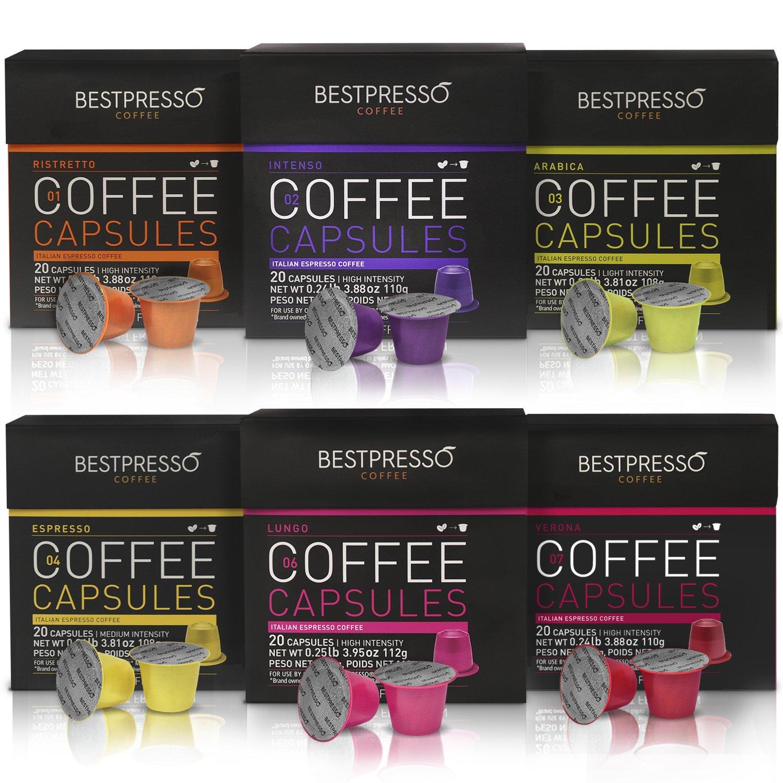 Best Nespresso Compatible Capsules