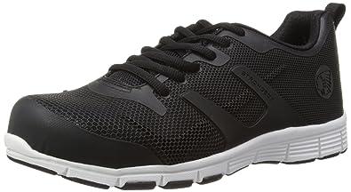 Apache Vault - Zapatos de seguridad para hombre, color negro, talla 39.5