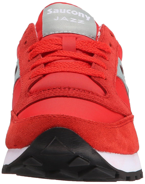 Saucony Originals Women's Jazz Original Sneaker B00XVAGPBO 8 B(M) US|Bright Red