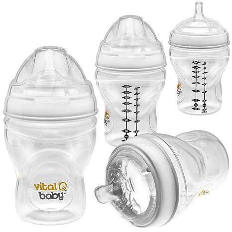 Vital Nurture bebé - Mini botella simulador de enfermería ...