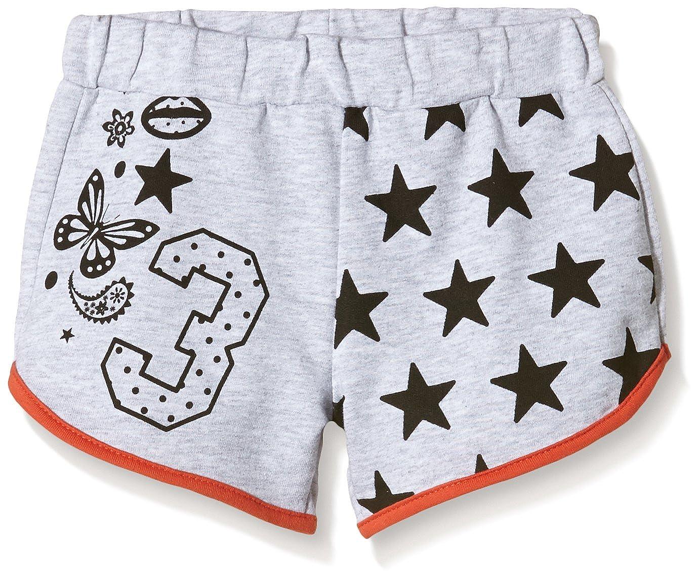Bimbus Short Felpa Stampata C.T, Shorts para Bebés 161IEBM009