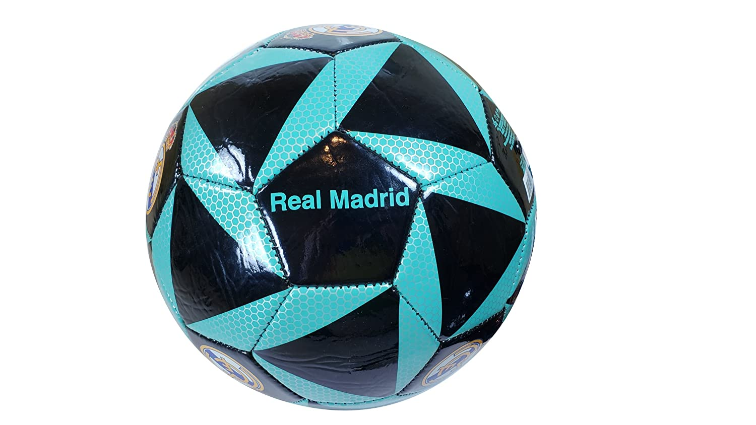 Real Madrid Authentic - Balón de Fútbol con Licencia Oficial ...