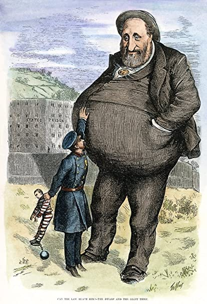 Amazon Com Cartoon Tweed 1872 Namerican Cartoon By Thomas