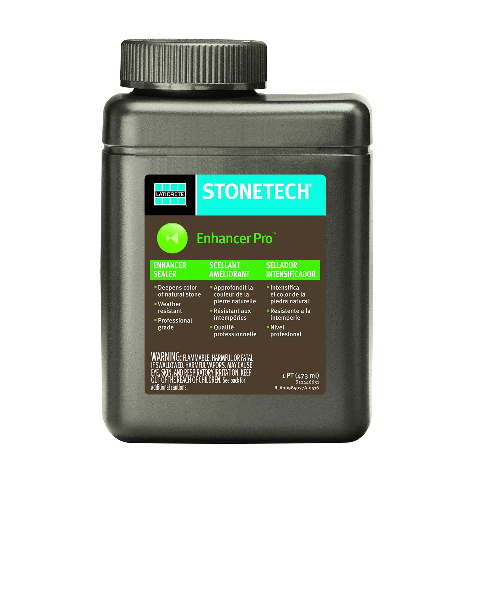 Laticrete Stonetech Enhancer Pro Sealer - 1-Pint by Laticrete