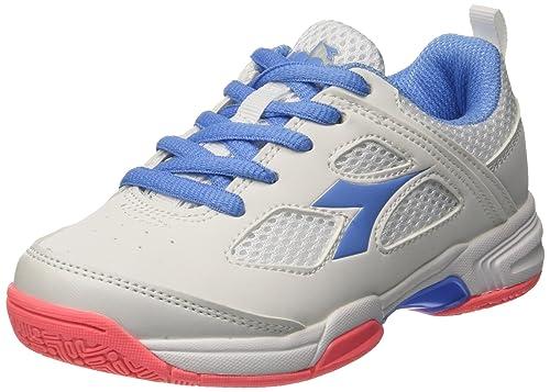 Diadora S. Fly Jr, Zapatillas de Tenis para Niños: Amazon.es: Zapatos y complementos