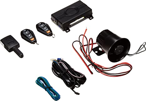 [ZHKZ_3066]  Amazon.com: Viper 350 PLUS 3105V 1-Way Car Alarm Keyless Entry,BLACK | Viper 300 Alarm Schematic |  | Amazon.com