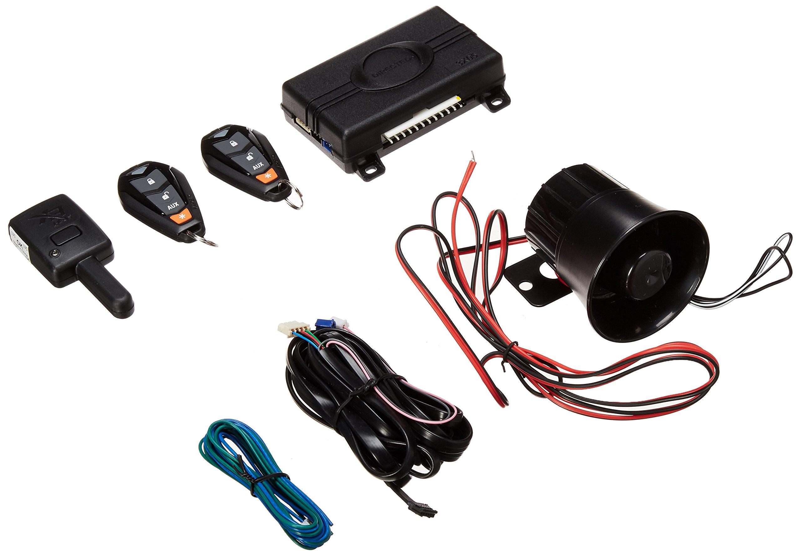 Viper 350 PLUS 3105V 1-Way Car Alarm Keyless Entry by Viper (Image #1)