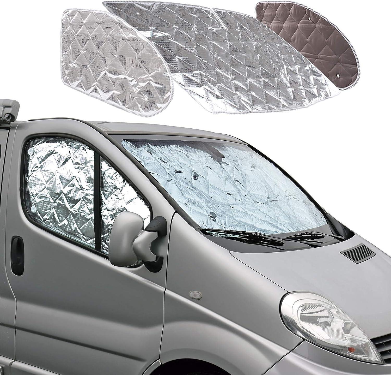 deiwo/® per Renault Trafic dal 2015 Tappetino termico per abitacolo del conducente