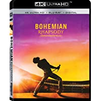 Bohemian Rhapsody (Bilingual) [4K Blu-ray + Digital Copy]