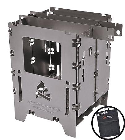 Bushbox LF Titanium