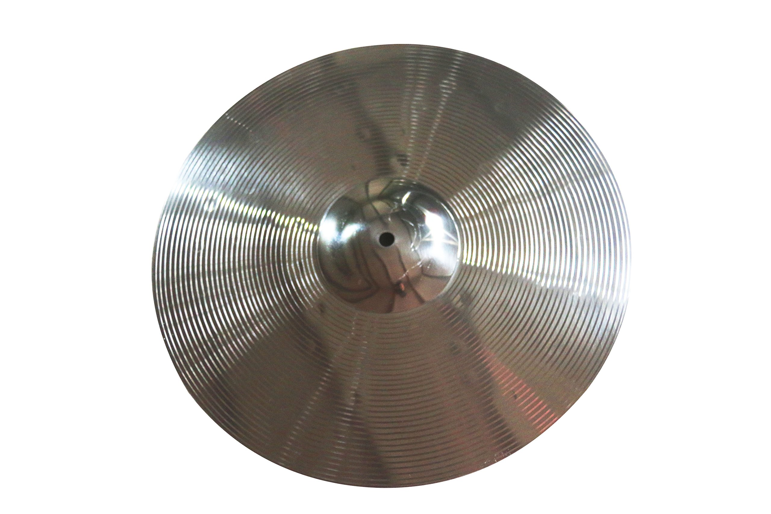 Aliyes Advance Alloy 20 inch ride Cymbals For Drumset(ALDD20) by Aliyes