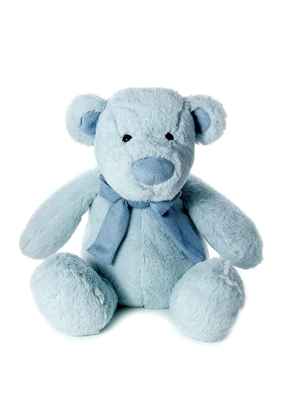 Osito de peluche azul para bebé niños animales de peluche - bebé ...