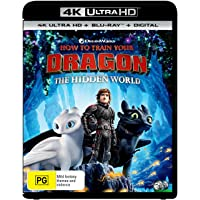 How to Train Your Dragon: The Hidden World (4K UHD/Blu-ray/Digital)