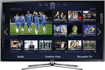 Samsung UE46F6320AW - Televisor (116,84 cm (46