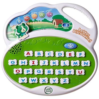 LeapFrog Alphapet Explorer Age 2: Toys & Games