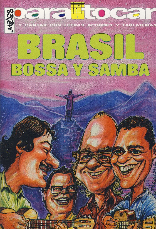 Musica Latina - Brasil Bossa Samba Letras y Acordes para Guitarra ...