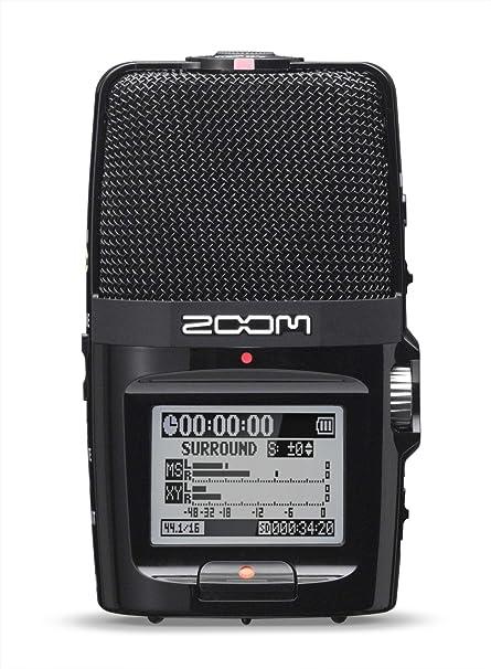 Zoom H2n Handy Recorder Musikinstrumente