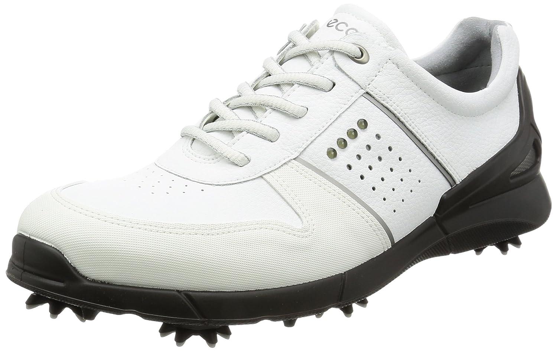 [エコー] ゴルフシューズ GOLF BASE ONE メンズ 25.5 cm WHITE B01KIHNN26