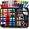 ARTIKA Sewing KIT, Premium Sewing Supplies, XL Spools of Thread, Most Useful Colors, Emergency Repairs, Travel, Kids, Beginne