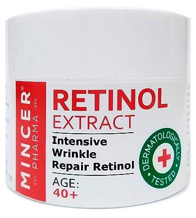 Amazon.com: Retinol Cream. Anti Aging Face & Eye Moisturizer ...