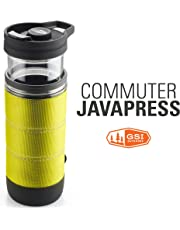 GSI Outdoors Commuter JavaPress, French Press Coffee Mug
