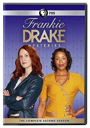 Frankie Drake Mysteries, Season 2 DVD