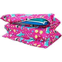 KinderMat Sheets PBS Kids - Full Nap Mat Washable Cover, Special Edition - Narwhal Expedition - Large, 50″ x 26.5