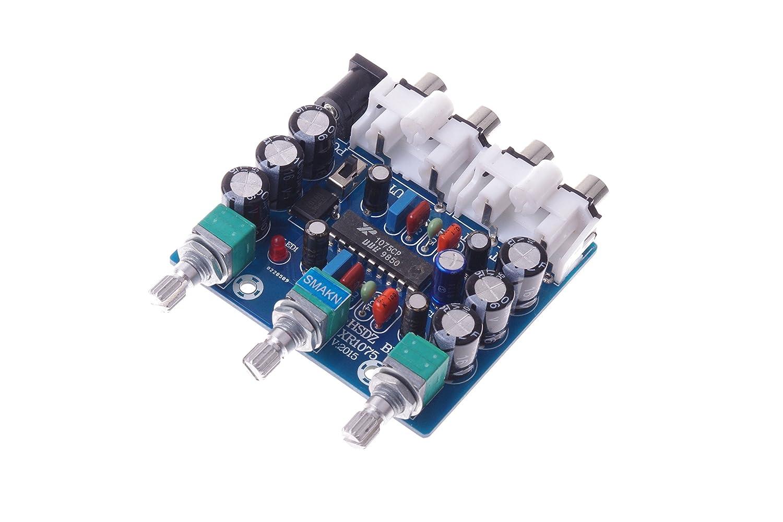 Amazon.com: SMAKN® DC XR1075 BBE Circuit Board Tone Adjustment ...
