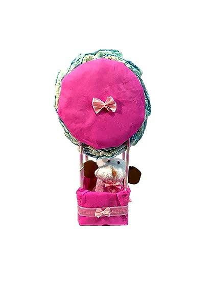 Globo pañales DODOT rosa