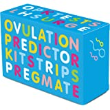 PREGMATE 25 Ovulation Test Strips Predictor Kit (25 Count)