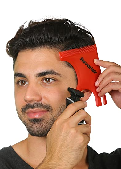 amazon com revohair haircut tool multi curve hairline template