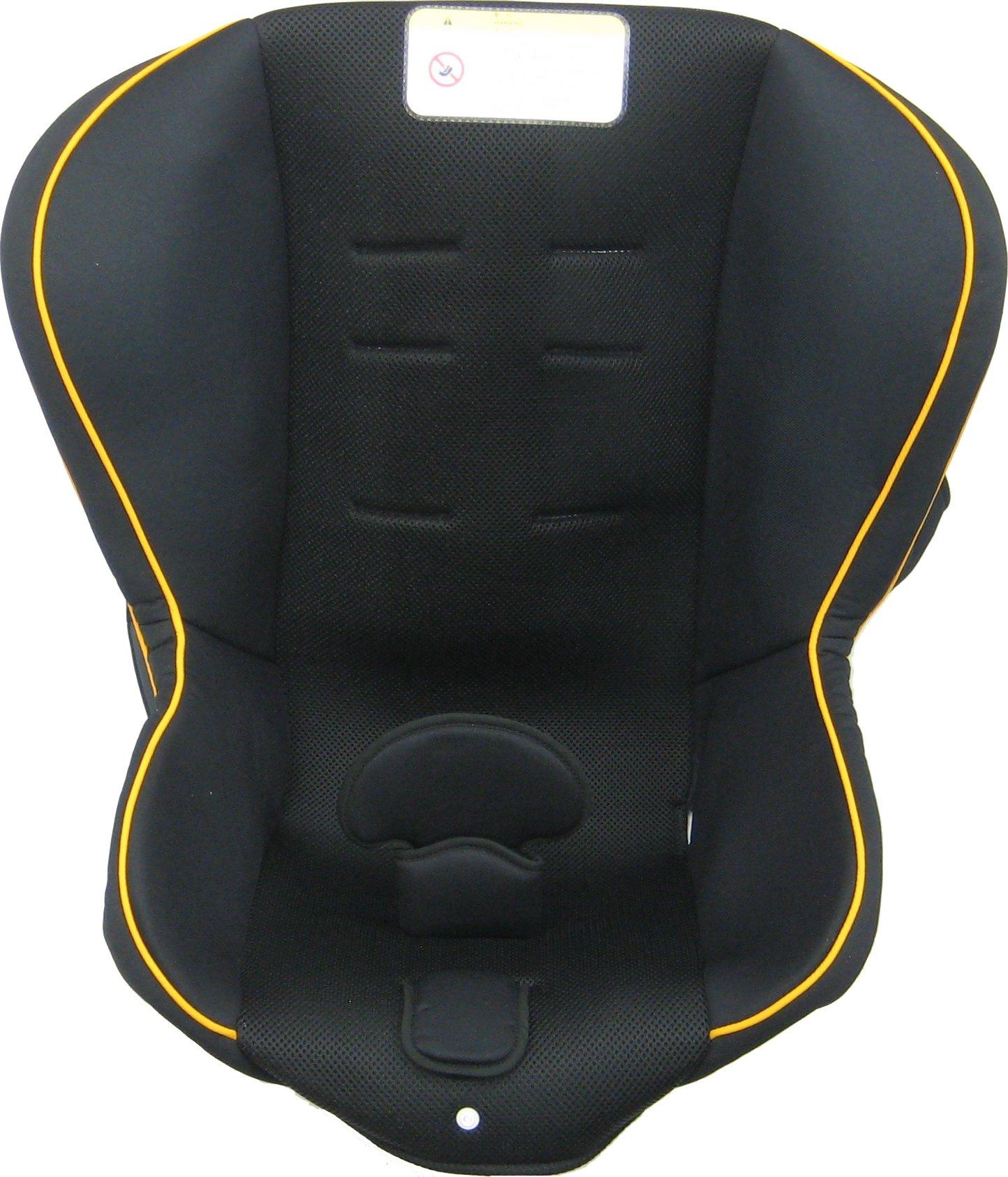 Takata seat cushion (takata04-ifix black / for Orange) AFSTC-021
