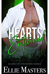 Hearts Entwined: a Sizzling Rock Star Romance (Angel Fire Rock Romance Book 5) Kindle Edition
