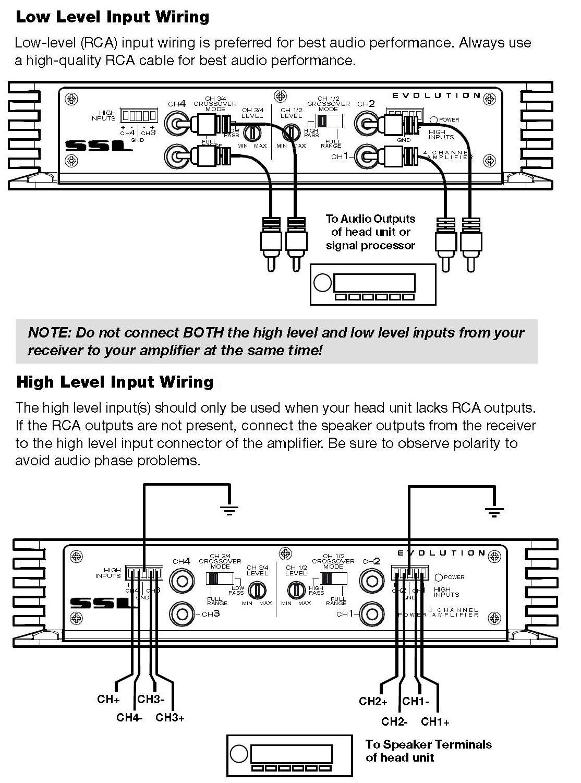 Sound Storm EV4.400 Evolution 400 Watt, 4 Channel, 2 to 8 Ohm Stable Class A/B, Full Range Car Amplifier by Sound Storm Laboratories (Image #6)