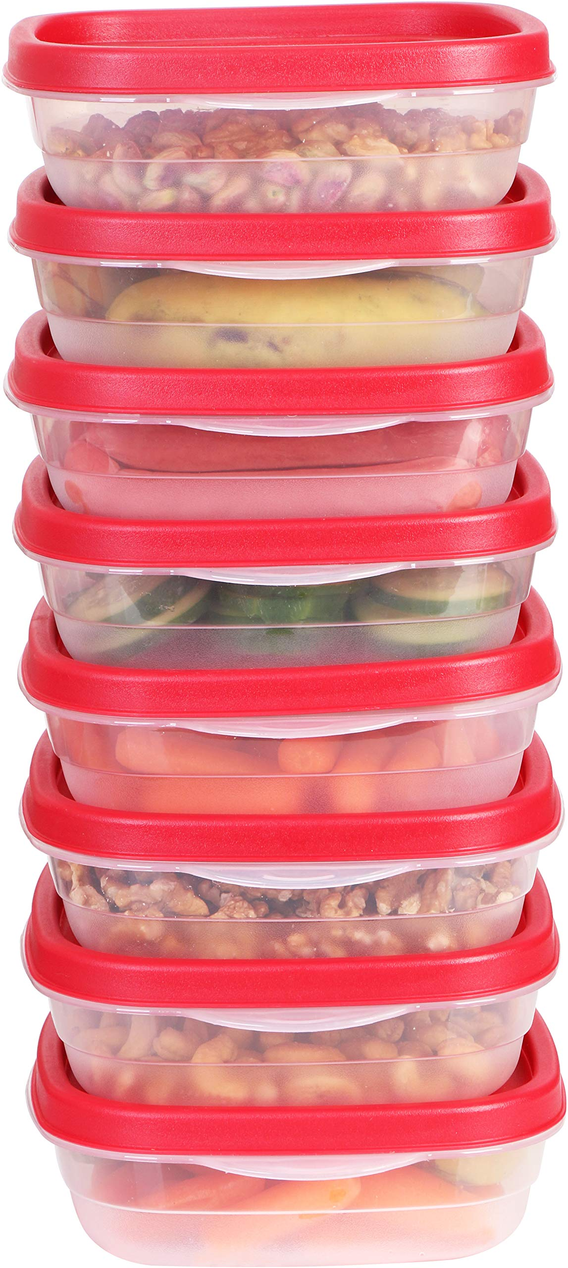 Utopia Kitchen Plastic Food Storage Containers with Lids [40 Pack] by Utopia Kitchen (Image #3)