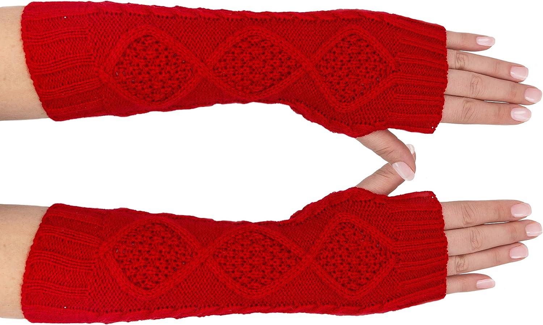 Women's Warm Knitted...