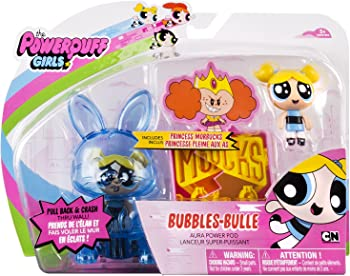 Powerpuff Girls Aura Power Pod Bubbles