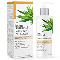 Facial Cleanser - Vitamin C Face Wash - Anti Aging, Breakout & Blemish, Wrinkle...