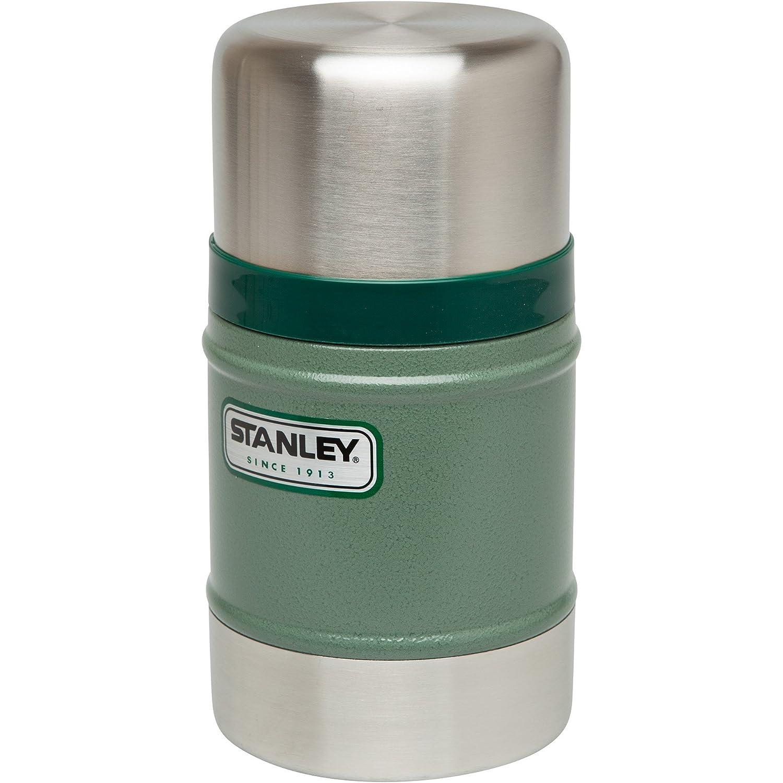 Stanley, termo clásico 0,5L, acero inoxidable, con taza