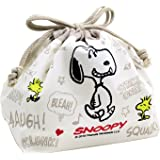 Peanuts OSK Snoopy Japanese purse type Lunch Bag KB-1 from Japan