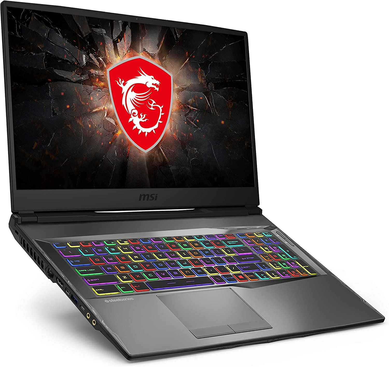 "MSI GP75 Leopard 10SFK-219 17.3"" 240Hz 3ms Gaming Laptop Intel Core i7-10750H RTX 2070 16GB 512GB NVMe SSD Win10 VR Ready"