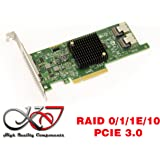 KALEA-INFORMATIQUE © Controller Card PCIe 3.0SAS + SATA–8ports–RAID 0/1/1E/10–MEGARAID 9217-8i–Microsoft Windows 2000, 2003, XP32/64, 2008, Vista32/64, Seven, 8, 8.1and 10(32/64), Linux, SuSe, Red Hat), Solaris, VMWare®