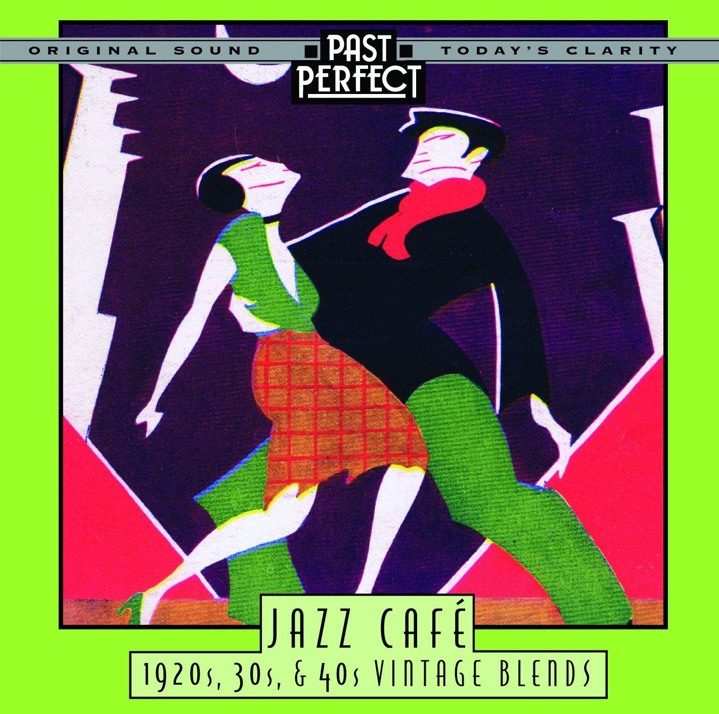 Jazz Cafe - 1920s, 30s, 40s Vintage Blends