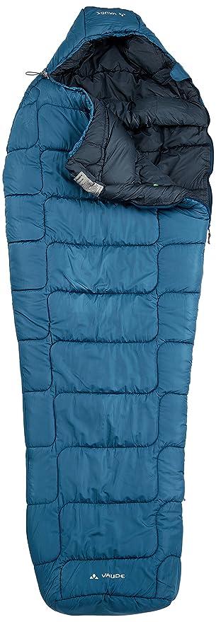 VAUDE Sioux 800 S Syn Saco de Dormir para Rutas de Trekking, Mujer, Azul