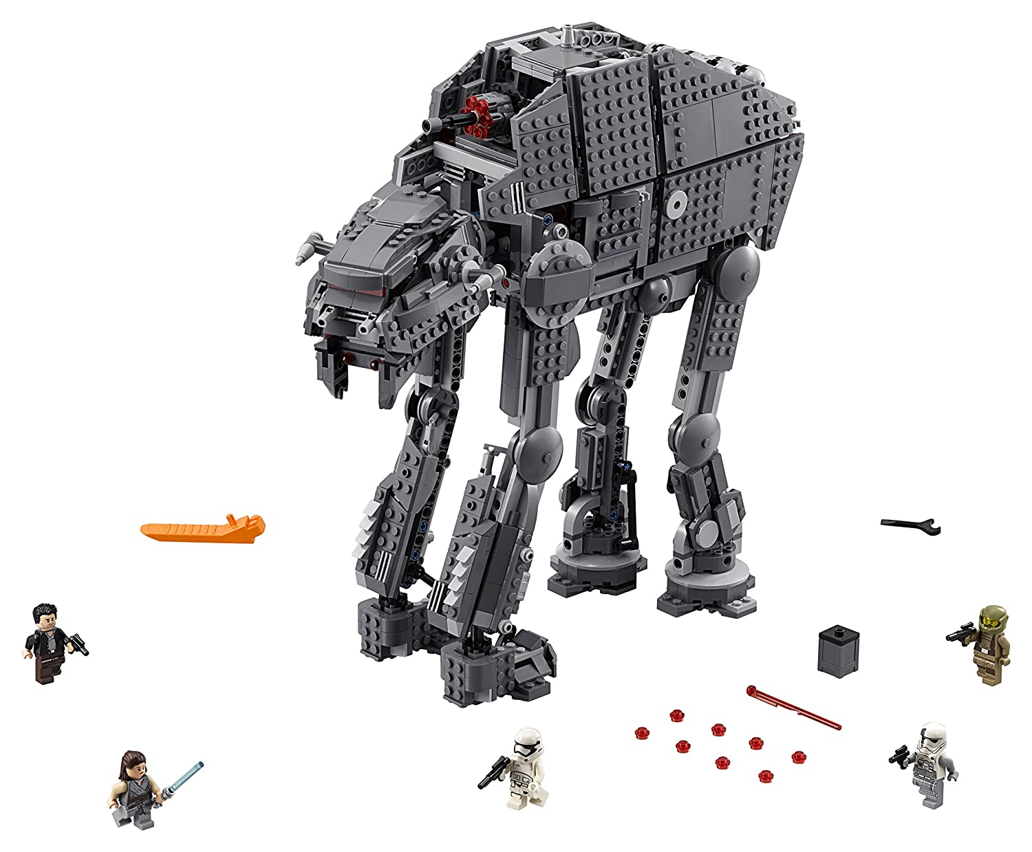First Order Heavy Assault Walker (75189) de starwars por solo 148,60€