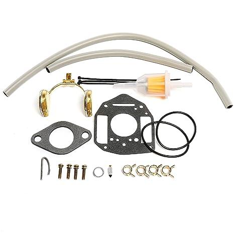 DEF New Carburetor Rebuild Kit for Onan Engine P216G P218G P220G P224G Xl Hp Onan Wiring Diagram on