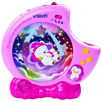 Vtech Baby Sleepy Bear Sweet Dreams Pink : Baby